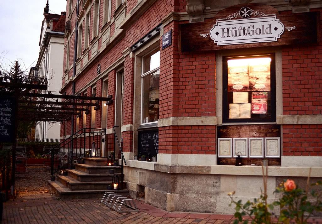 restaurant h ftgold dresden neue deutsche k che frisch lecker. Black Bedroom Furniture Sets. Home Design Ideas